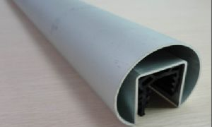 Stainless Steel Half Round Pipes