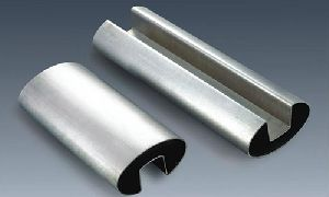 Stainless Steel Oval Slot Pipes