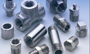 Stainless Steel Screwed Pipe Fitting