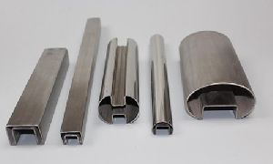 Stainless Steel Slotted Pipes