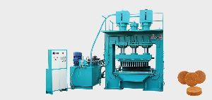 COIR PEAT DISC AND PELLET MAKING MACHINE