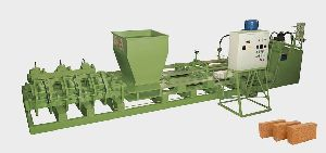 COIR PITH BRIQUETTE MAKING MACHINE
