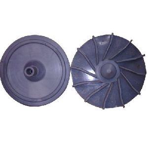 Polypropylene Open Blower Impeller