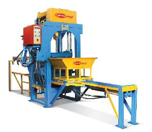 1109 Heavy Duty Concrete Block Making Machine