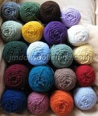 Cashmere Blended Yarn 05