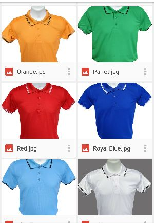 Ladies Polo T-Shirt  01