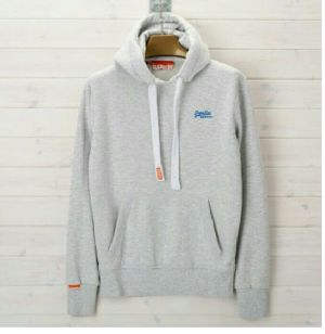 Mens Hooded Sweatshirt 04
