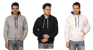 Mens Hooded Sweatshirt 05