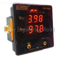 Digital VA (Volt-Amp) Meter-3 Phase