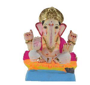 Clay Ganesh Statue 15