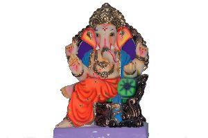 Gypsum Ganesh Statue 01