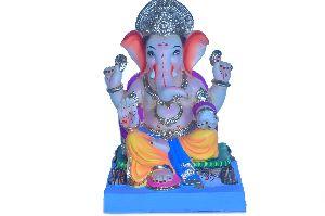 Gypsum Ganesh Statue 02