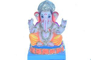 Gypsum Ganesh Statue 04