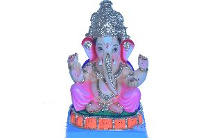 Gypsum Ganesh Statue 06