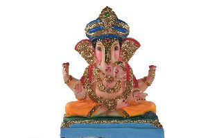Gypsum Ganesh Statue 08