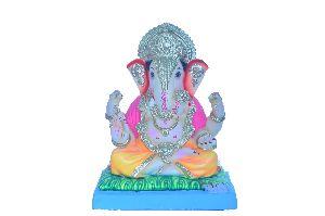 Gypsum Ganesh Statue 09