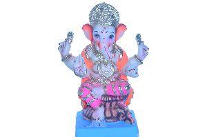 Gypsum Ganesh Statue 11