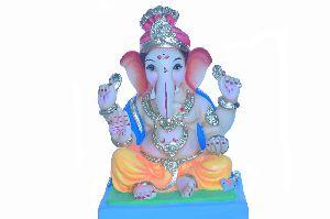 Gypsum Ganesh Statue 12