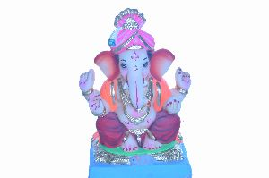 Gypsum Ganesh Statue 13
