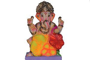 Gypsum Ganesh Statue 14