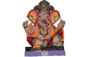 Gypsum Ganesh Statue 15