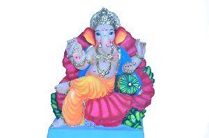 Gypsum Ganesh Statue 16