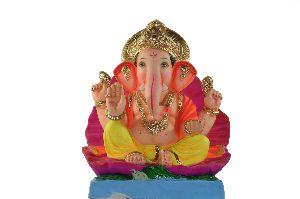 Gypsum Ganesh Statue 17