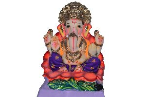 Gypsum Ganesh Statue 18