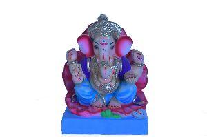 Gypsum Ganesh Statue 19