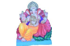 Gypsum Ganesh Statue 20