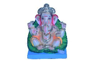 Gypsum Ganesh Statue 21