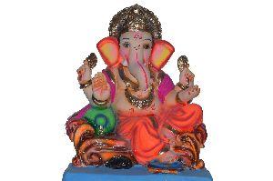 Gypsum Ganesh Statue 24