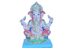 Gypsum Ganesh Statue 28
