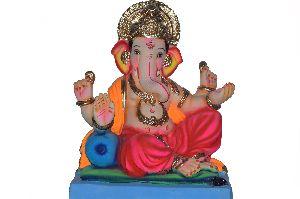 Gypsum Ganesh Statue 30