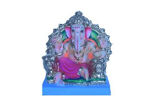Gypsum Ganesh Statue 31