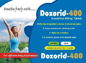 Doxorid 400 Tablets