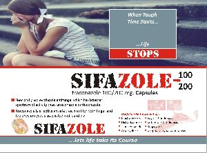 Sifazole Capsules