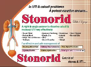 Stonorid Tablet & Syrup