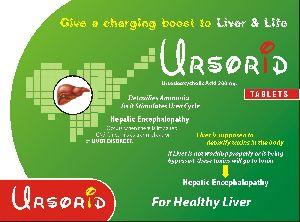 Ursorid Tablets