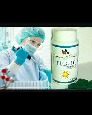 TIG-10 Herbal Anti Cancer Medicine