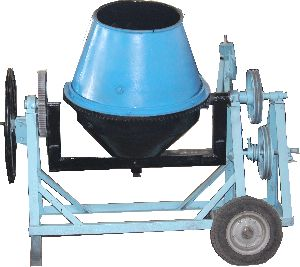 Half Bag Concrete Mixer