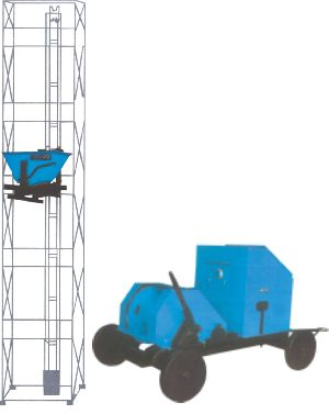 Tower Hoist Winch