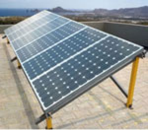 Frp solar module supports