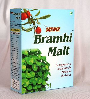 Satwik Bramhi Malt