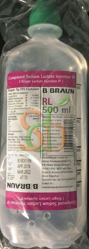Sodium Lactate Solution
