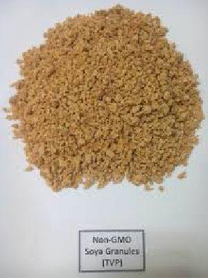 Non GMO Soya Granules