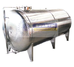 Alcohol Storage Vessel