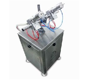 Bottle Airjet and Vaccum Cleaning Machine