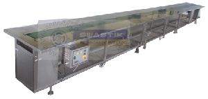 Packing Conveyor Belt Table Machine