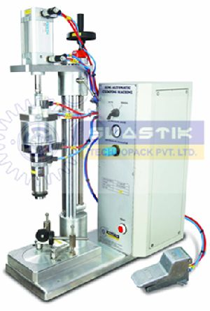 Single Head Crimping Machine